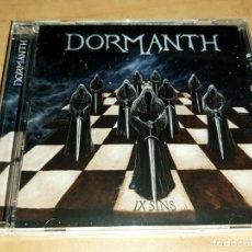 CDs de Música: DORMANTH CD SPANISH HEAVY 2008 -SARATOGA-EXODO-MURO-MAGO DE OZ-STEELGAR-WILD. Lote 221518950