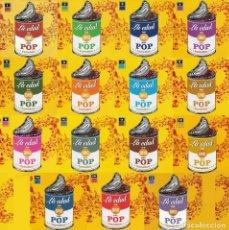 CDs de Música: LA EDAD DE ORO DEL POP ESPAÑOL-COLECCIÓN COMPLETA 15 CDS GLUTAMATO YE YÉ-POLANSKI Y EL ARDOR. Lote 221519007