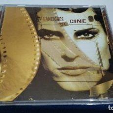 CDs de Música: CD - CANCIONES DE CINE - PROMO IVECO DAILY CITY CAMION CURSOR EUROCARGO 1999 NUEVO. Lote 221519136