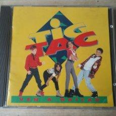CDs de Música: CD TIC TAC VEN A BAILAR - ZAFIRO. Lote 221534357