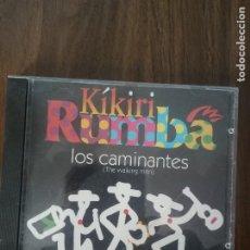 CDs de Música: LOS CAMINANTES - KIKIRI RUMBA. Lote 221551358