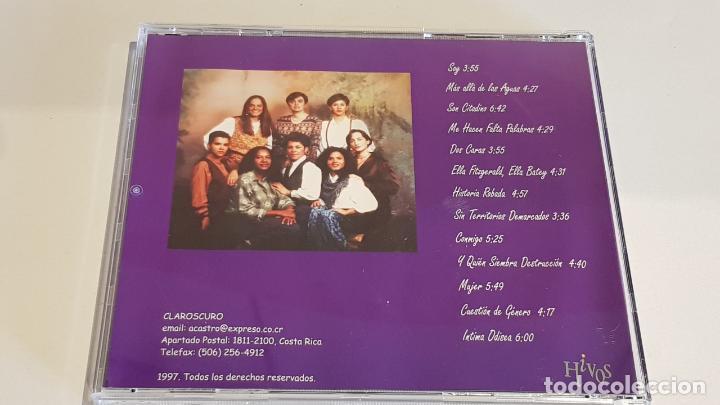 CDs de Música: CLAROSCURO / DESDE ADENTRO / CD - ROCK-COSTA RICA / MUY BUENA CALIDAD. / 13 TEMAS. - Foto 3 - 221553206