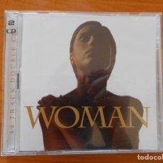 CDs de Música: CD WOMAN (2 CD'S) (F3). Lote 221559960
