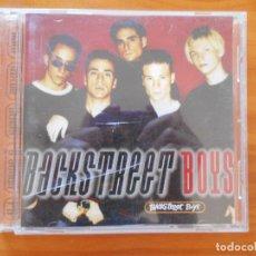 CDs de Música: CD BACKSTREET BOYS - BACKSTREET BOYS (M3). Lote 221560772