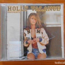 CDs de Música: CD HOLLY VALANCE - FOOTPRINTS (O3). Lote 221561108