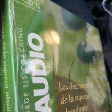 CDs de Música: LOS 10 SECRETOS DE LA RIQUEZA ABUNDANTE ADAM J JACKSON AUDIOLIBRO TRES CDS JORGE ENVÍO CERTIF -5,99. Lote 221561405