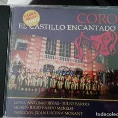 CDs de Música: CARNAVAL DE CÁDIZ CD CORO EL CASTILLO ENCANTADO 2002. Lote 221561517