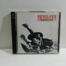 CDs de Música: DISCO CD. REVOLVER - BASICOS. COMPACT DISC. DOBLE. Lote 221577871