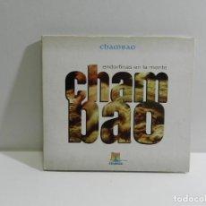 CDs de Música: DISCO CD. CHAMBAO - ENDORFINAS EN LA MENTE. COMPACT DISC. EDICIÓN CARTÓN. Lote 221578361
