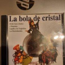 CDs de Música: LA BOLA DE CRISTAL. ALASKA Y LOQUILLO.. Lote 221578708