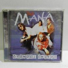 CDs de Música: DISCO CD. MANÁ - GRANDES ÉXITOS. COMPACT DISC.. Lote 221578933