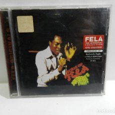 CDs de Música: DISCO CD. MUSIC OF FELA - ROFOROFO FIGHT. COMPACT DISC.. Lote 221580516