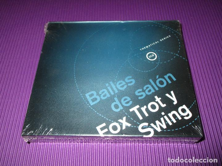 BAILES DE SALON (FOX TROT Y SWING ) - 2 CD - THEMATICAL SERIES - PRECINTADO (Música - CD's Otros Estilos)