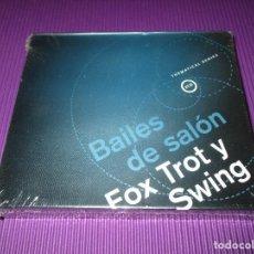 CDs de Música: BAILES DE SALON (FOX TROT Y SWING ) - 2 CD - THEMATICAL SERIES - PRECINTADO. Lote 221593098