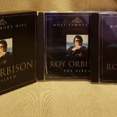 CDs de Música: MOST FAMOUS HITS - ROY ORBISON THE ALBUM - BOX 2 CD´S. Lote 221595240