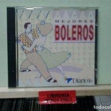 CDs de Música: LMV - LOS MEJORES BOLEROS -- CD. Lote 221600512