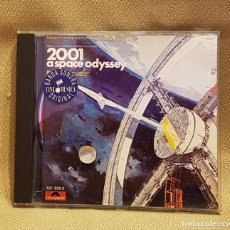 CDs de Música: 2001 A SPACE ODYSSEY MUSIC FROM THE MOTION PICTURES SOUND TRACK. Lote 221601473