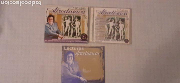 CDs de Música: CD Música Afrodisiaca,2 cd más libreto,muy difícil de conseguir - Foto 3 - 221601677