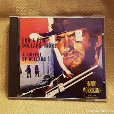 CDs de Música: ENNIO MORRICONE FOR A FEW DOLLARS MORE. Lote 221601747