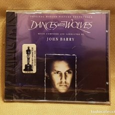 CDs de Música: DANCES WITH WOLVES - ORIGINAL MOTION PICTURE SOUND TRACK - PRECINTADO. Lote 221601923
