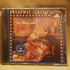 CDs de Música: THE KING AND .. ORIGINAL MOVIE SOUNDTRACK RECORDING - PRECINTADO. Lote 221602750