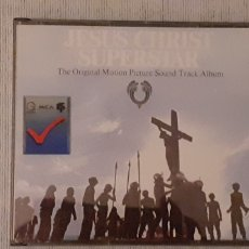 CDs de Música: DOBLE CD ,JESUCRISTO SUPERSTAR, COMO NUEVO. Lote 221603317
