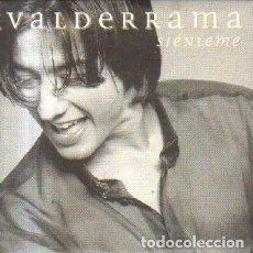 CDs de Música: SIENTEME. VALDERRAMA. CD-FLA-1045. Lote 221603721