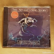 CDs de Música: THE NEVER ENDING STORY - ORIGINAL MOTION PICTURE SOUNDTRACK - PRECINTADO. Lote 221604005
