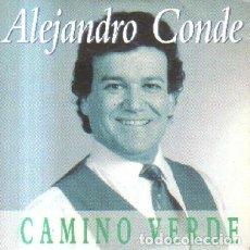 CDs de Música: CAMINO VERDE. ALEJANDRO CONDE. CD-FLA-1049. Lote 221604367