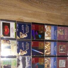 CDs de Música: LOTE 25 CD MÚSICA CLÁSICA BACH MOZART VERDI BEETHOVEN LA GRAN MAYORÍA ORIGEN ALEMANIA DVORAK. Lote 221604561