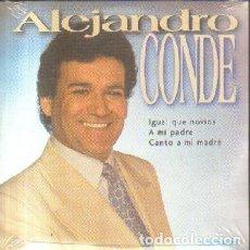 CDs de Música: IGUAL QUE NOVIOS A MI PADRE CANTO A MI MADRE.CD-PROMOCIONAL. ALEJANDRO CONDE. CD-FLA-1050. Lote 221604871