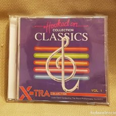 CDs de Música: HOOKED ON COLLECTION CLASSICS VOL 1 Y VOL 2. Lote 221605395