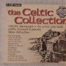 CDs de Música: TRIPLE CD THE CELTIC COLLECTION, COMO NUEVO. Lote 221608758