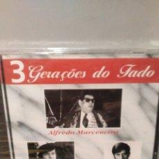 CDs de Música: 3 GERACOES DO FADO -NUEVO SIN ABRIR-. Lote 221610997