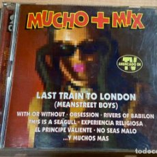 CDs de Música: 6 CD'S : 2 CD'S MUCHO + MIX , 2 CD'S + BIRRAS MIX , 2 CD'S PLANET MIX 97. Lote 221611760