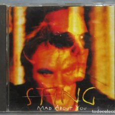 CDs de Música: CD. STING. MAD ABOUT YOU. Lote 221611933