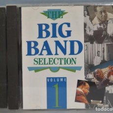 CDs de Música: 3 CD. THE BIG BAND SELECTION. Lote 221612086
