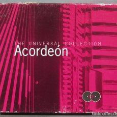 CDs de Música: CD. THE UNIVERSAL COLLECTION. Lote 221612278