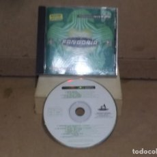 CDs de Música: FANGORIA SALTO MORTAL CD. Lote 221613681