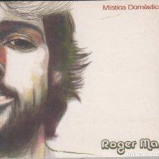 CDs de Música: ROGER MAS CD MÍSTICA DOMÈSTICA 2005 DIGIPACK. Lote 221620980