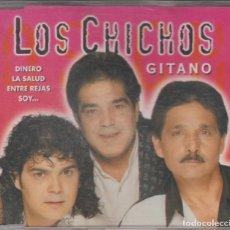 CDs de Música: LOS CHICHOS CD SINGLE PROMOCIONAL GITANO 1996 4 TEMAS. Lote 221622195