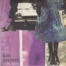 CDs de Música: LORI MEYERS CD EP YA LOS SABES 2004 5 TEMAS + VIDEOCLIP HPR12. Lote 221625557