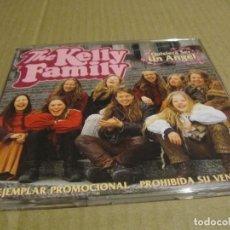 CDs de Música: THE KELLY FAMILY-AN ANGEL/ QUISIERA SER UN ANGEL. Lote 221625700