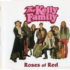 CDs de Música: THE KELLY FAMILY- ROSES OF RED. Lote 221626726