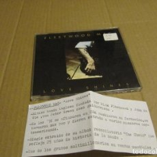CDs de Música: FLEETWOOD MAC - LOVE SHINES CD SINGLE CADENA 100. Lote 221627977