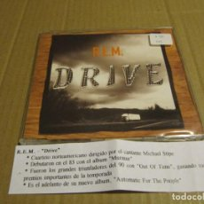 CDs de Música: R.E.M. CD SINGLE DRIVE-CADENA 100. Lote 221628003