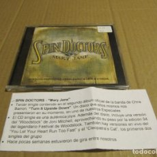 CDs de Música: CD SINGLE CADENA 100 - SPIN DOCTORS - MARY JANE. Lote 221628076