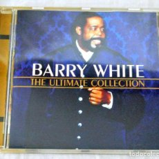 CDs de Música: CD BARRY WHITE THE ULTIMATE COLLECTION , MERCURY RECORDS, 1999,731454561020. Lote 221652187