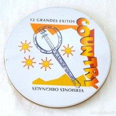 CDs de Música: CD 12 GRANDES EXITOS COUNTRY VERSIONES ORIGINALES, MANDARIM RECORDS, 1996, MR-03938. Lote 221653817