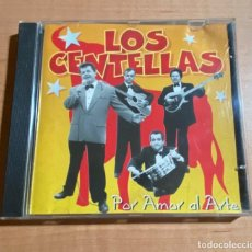 CDs de Música: 3 CD'S : 1 CD LOS CENTELLAS , 1 CD LOS RODRIGUEZ , 1 CD LEVEL42. Lote 221660156